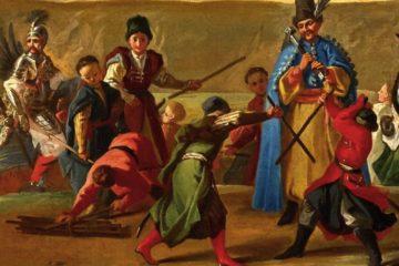 """Martino Altomonte, """"Sejm elekcyjny 1697"""